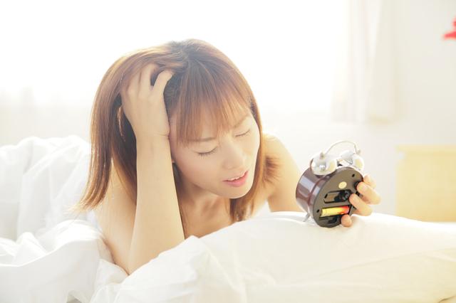 夜勤に慣れると昼間も家事をする生活が始まり眠れない